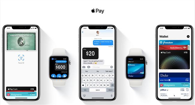 Apple Pay 开始支持部分国家的 iTunes、App Store 支付