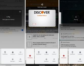 隐藏式Google Pay快速存取钱包,现已成为Android 11的通用功能
